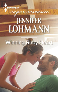 Winning Ruby Heart cover
