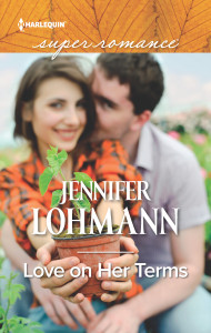 Love on Her Terms cover
